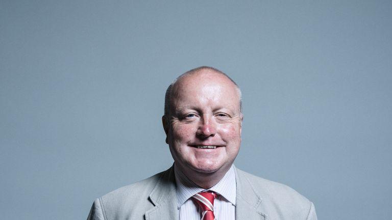 Stephen Hepburn, representative for Jarrow