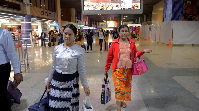 The mothers of the men on death row have come to Bangkok in a desperate attempt to obtain a pardon from the king