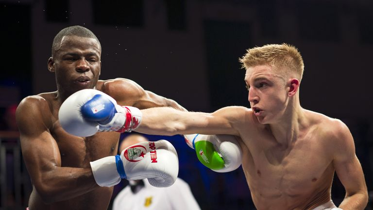 Boxer Jack Bateson reveals the impact of being a Sky Scholar and why it was 'life changing'