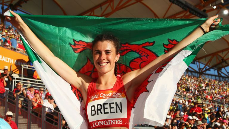 Olivia Breen's dad opens up on how the Scholarship helped her achieve greatness