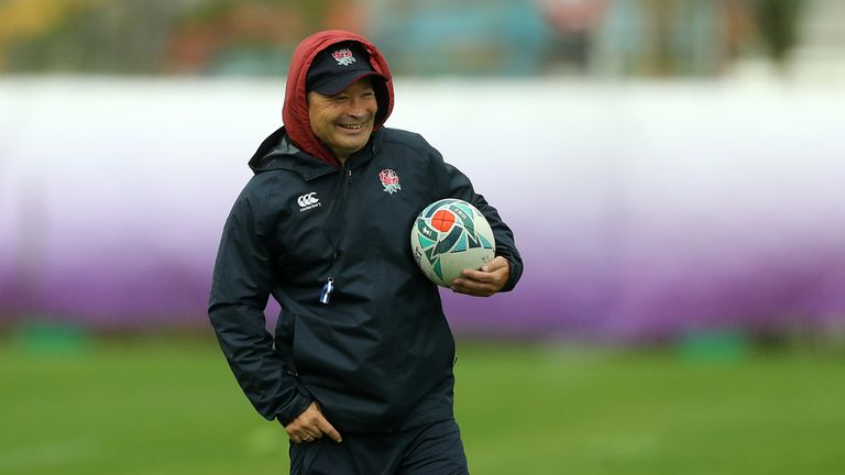 Sky Sports' Will Greenwood expects Eddie Jones to remain as England head coach until the next World Cup