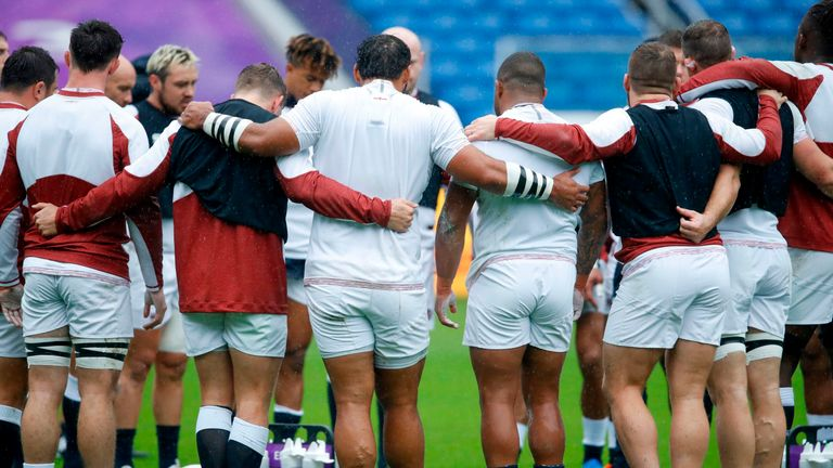 Elliot Daly and Lawes say the unity within the England squad is stronger than ever ahead of their Rugby World Cup semi-final against New Zealand