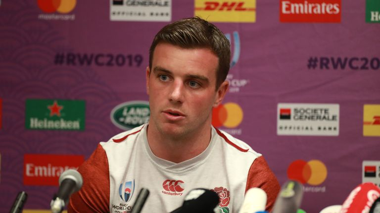 Recalled fly-half George Ford insists England need to be wary of the threat that New Zealand pose, as Eddie Jones' side prepare for their first Rugby World Cup semi-final since 2007
