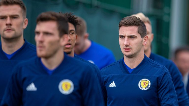 Euro 2020 Qualifiers: Scotland lose Kenny McLean for Russia game | Football News |