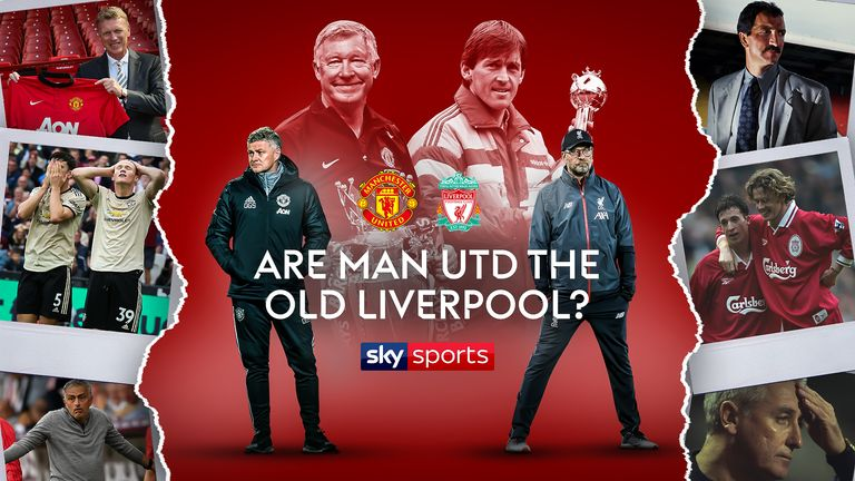 Are Man Utd the old Liverpool?