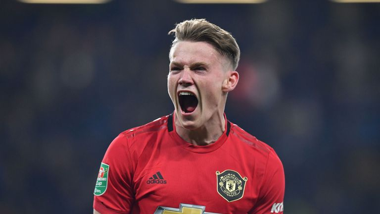 The Soccer Saturday pundits assess Scott McTominay's role in the Manchester United midfield