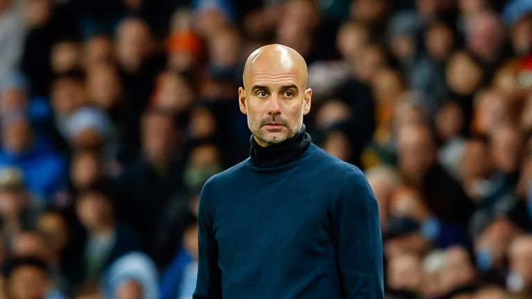 Pressure to succeed too great for Guardiola to blood youngsters