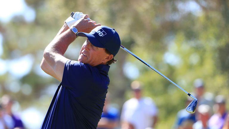 Pebble Beach Pro-Am: Phil Mickelson orgulloso de conducir 'semental'   Noticias de golf 2