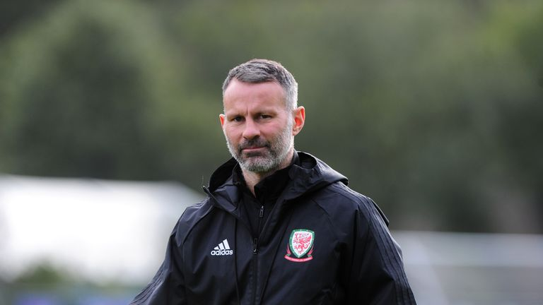 Ryan Giggs wary of head-to-head record in tight group ahead of Wales' trip to Slovakia | Football News |