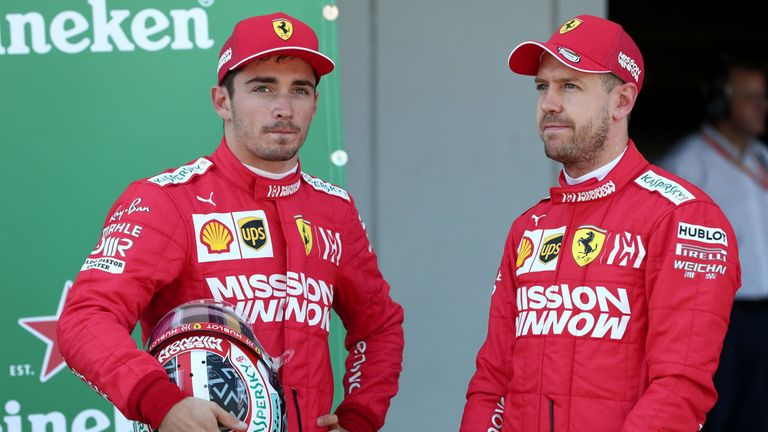 Ferrari's Charles Leclerc and Sebastian Vettel reflect on a disappointing qualifying session ahead of the Abu Dhabi Grand Prix