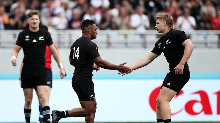 England must follow New Zealand's lead and land the opening heavy blow