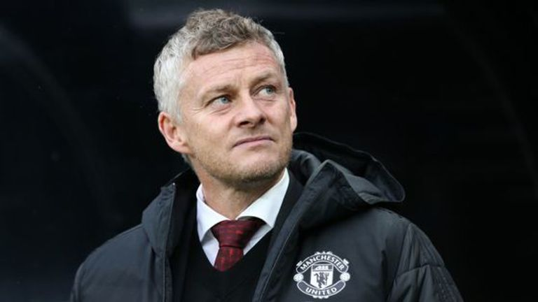 Manchester United's Super Sunday clash against Liverpool comes at an ideal time, according to Ole Gunnar Solskjaer