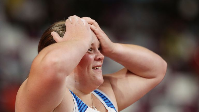 Sophie McKinna is finally going to achieve her dream of competing at the Olympics, next year in Tokyo