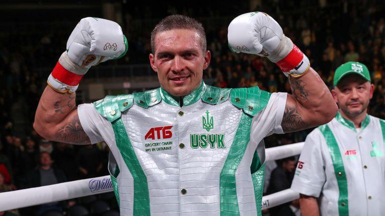 Prograis vs Taylor: Derek Chisora calls for a clash with Oleksandr Usyk | Boxing News |