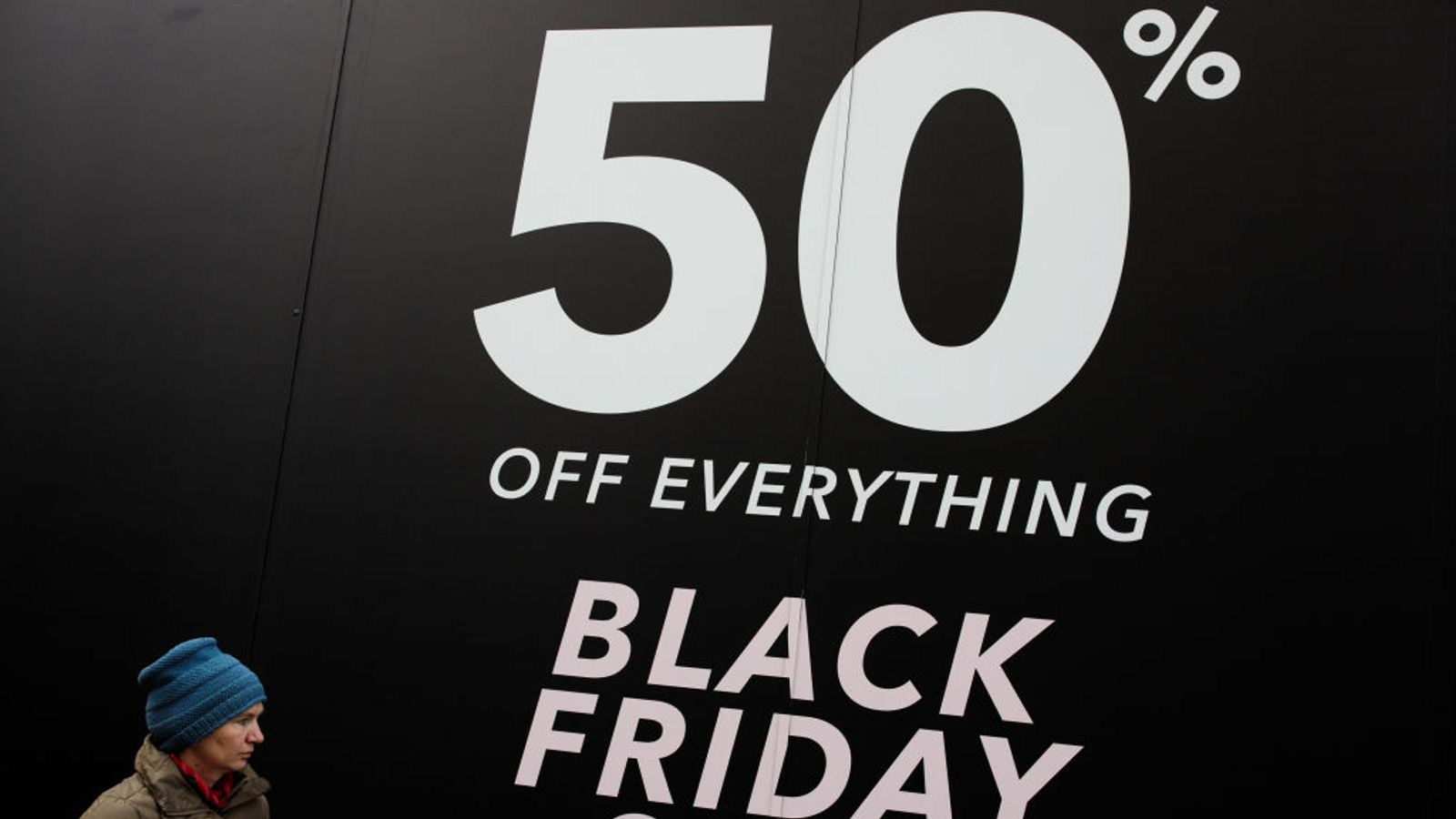 Black Friday discounting fails to add sparkle to retail sales - EpicNews