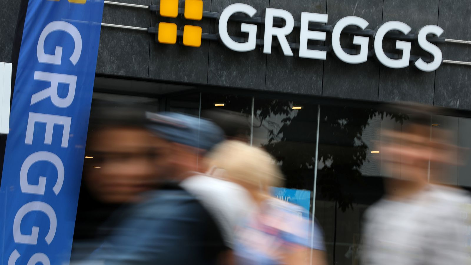 Greggs upgrades profit forecast on strong sales growth