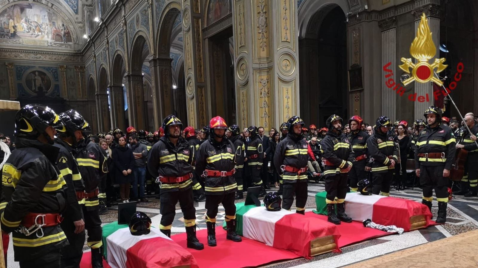 Italy: Man confesses to causing deaths of three firefighters in insurance scam
