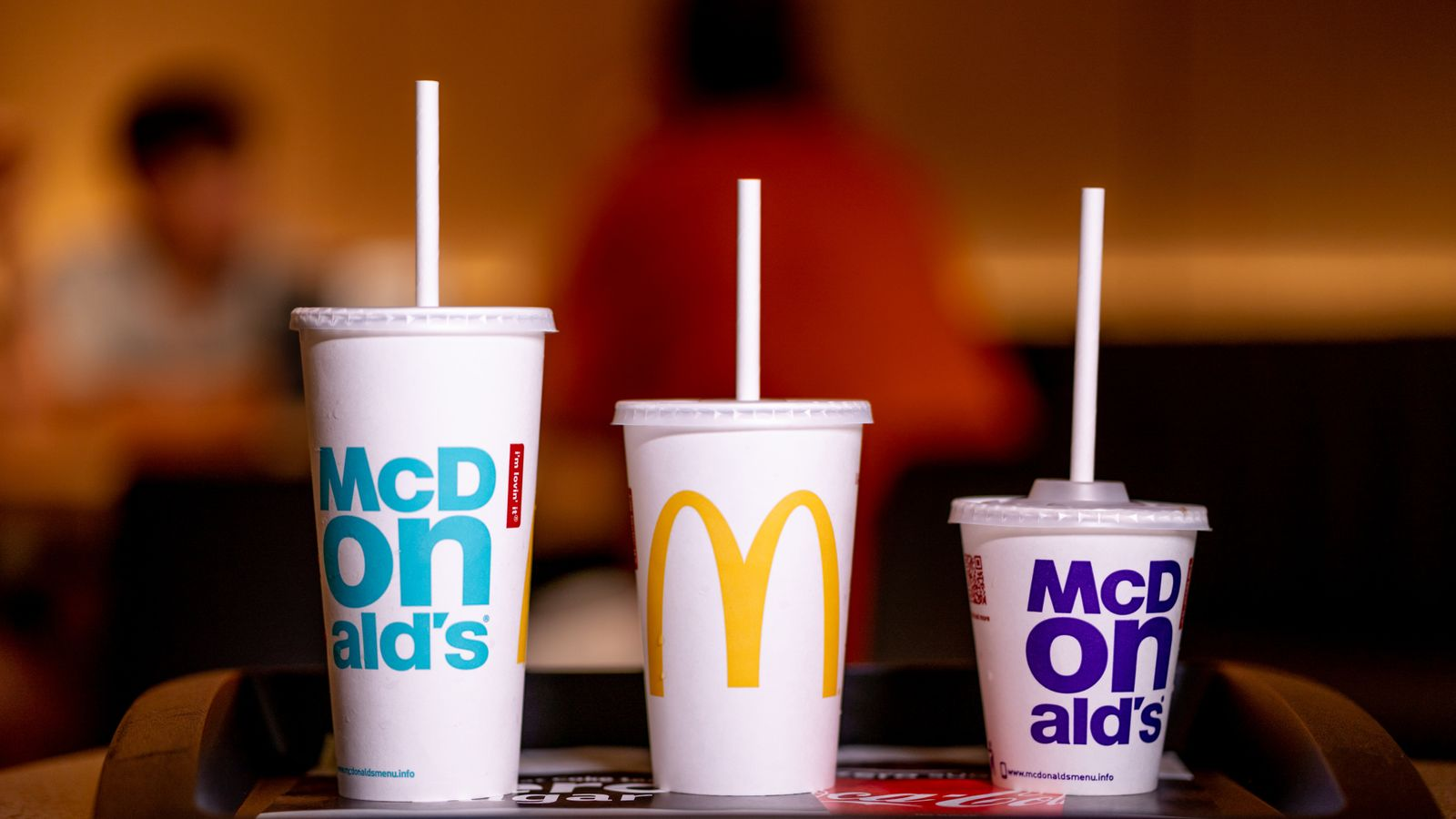 McDonald's to launch 'evolved' paper straw after customer backlash