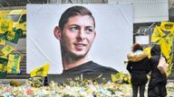 Emiliano Sala's plave crashed on the way to Wales