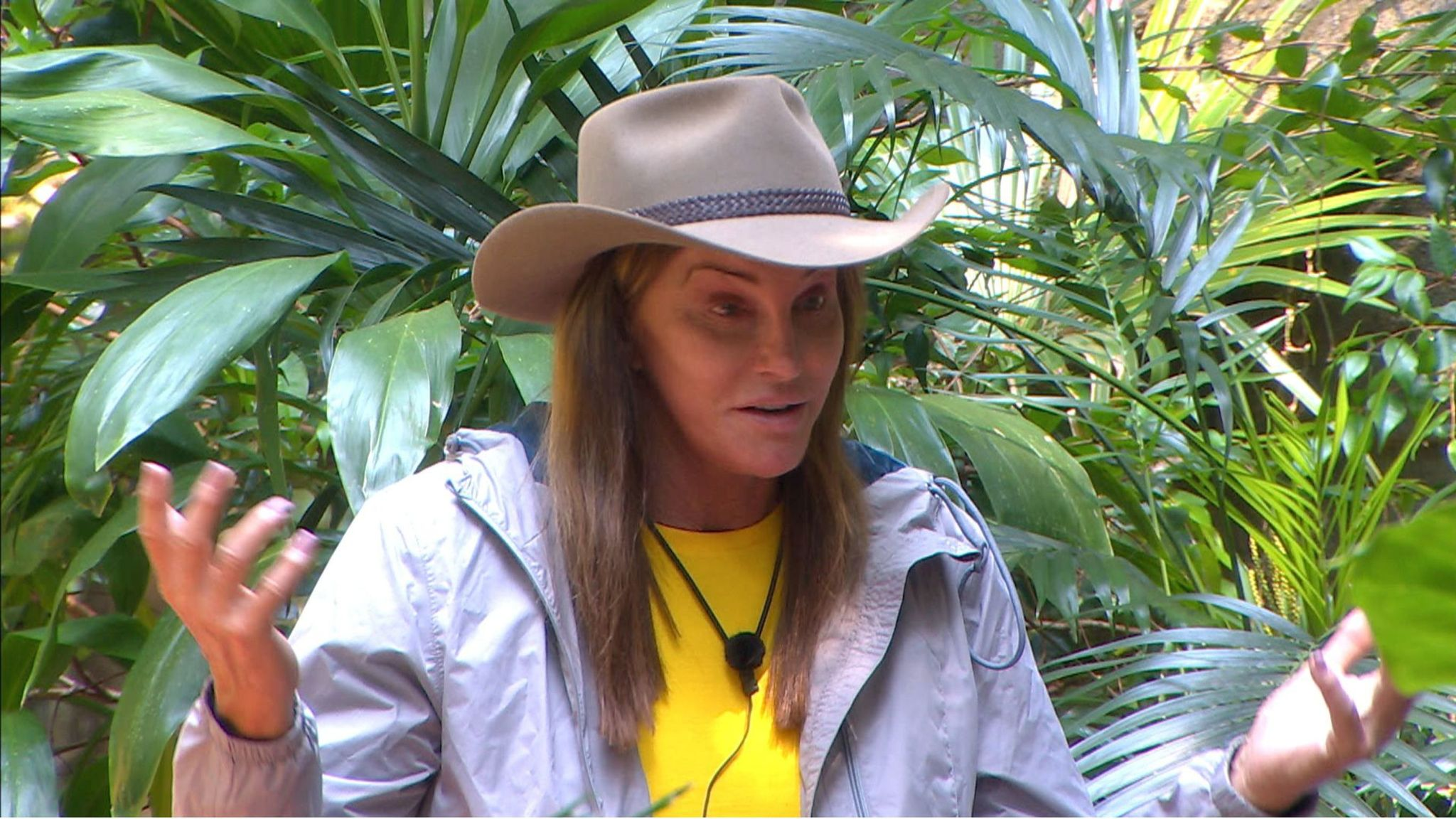 Caitlyn Jenner: I'm A Celebrity star opens up to campmates about coming out as a trans woman