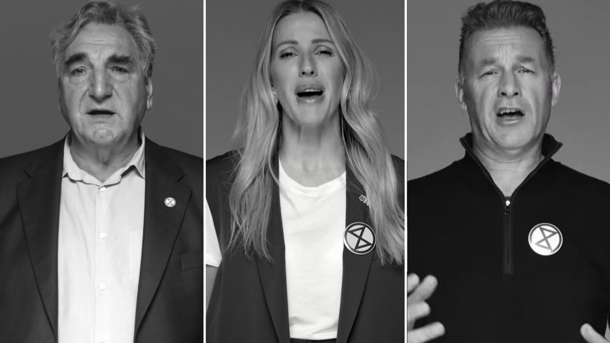 Extinction Rebellion: Celebs appear in video calling for climate action