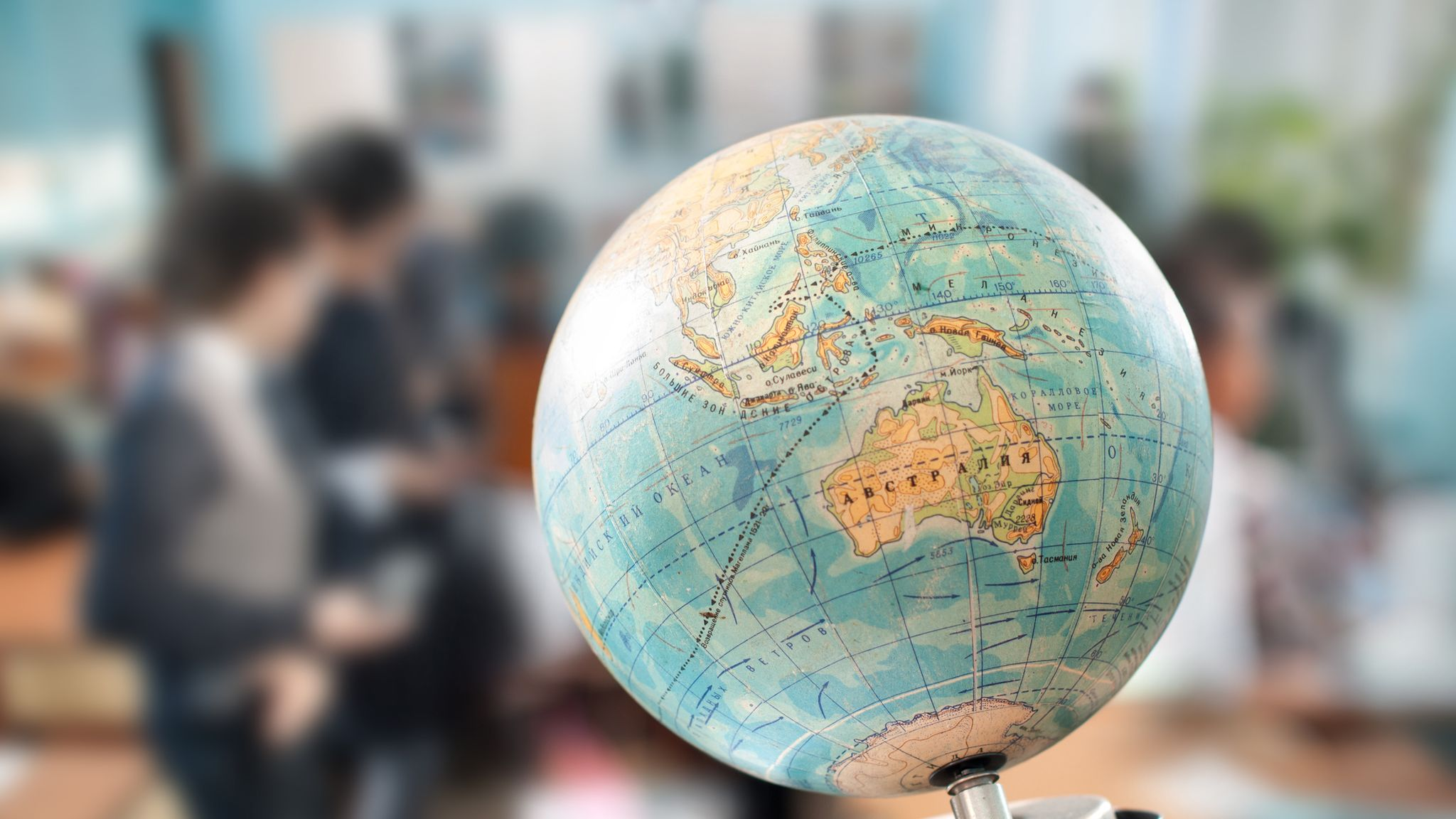 Less-intelligent posh kids are taking geography as a soft option, professor claims