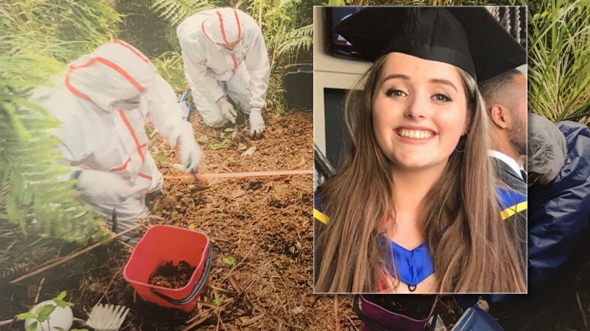 Grace Millane murder accused: Putting body in suitcase 'didn't seem right'