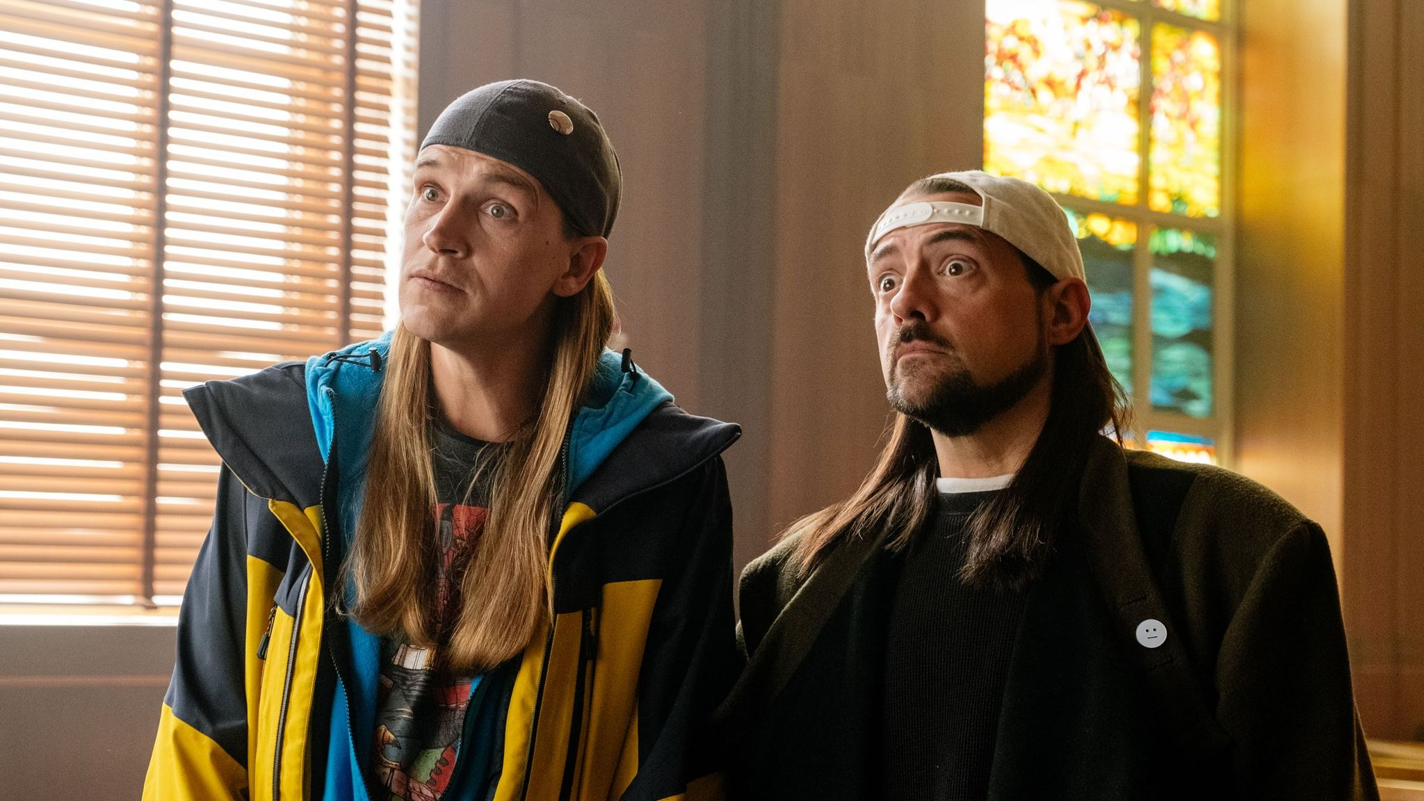 Kevin Smith My Heart Attack Guilt Tripped Stars Into Jay And