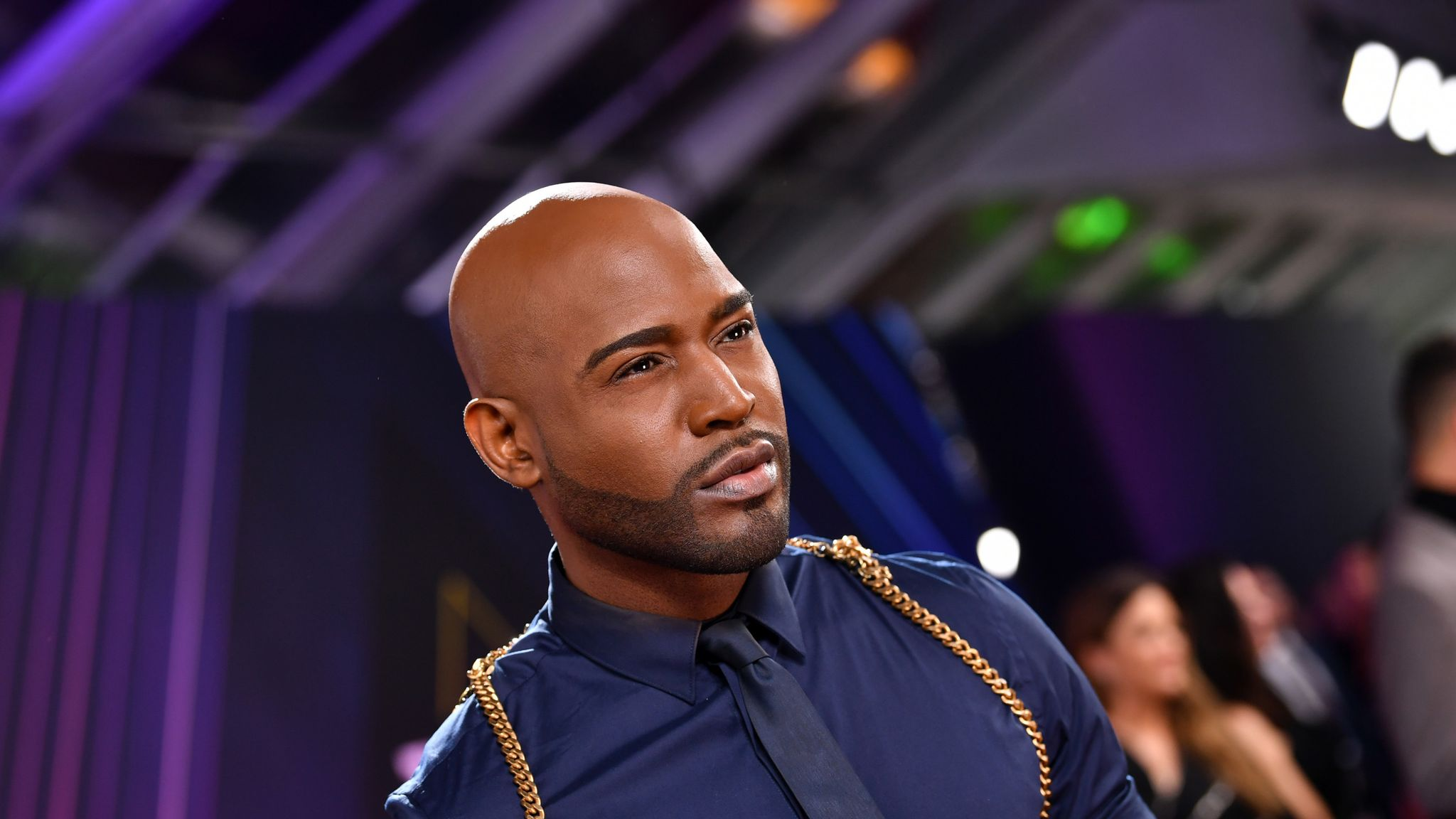 Queer Eye star Karamo Brown: 'We're ready to bring show to the UK'
