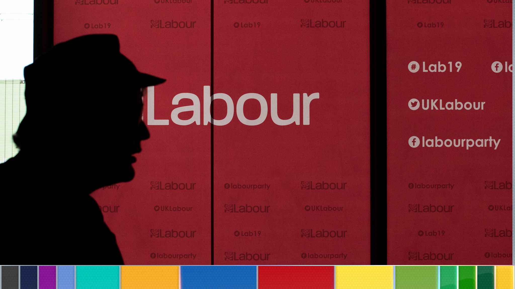 Labour says it has been hit by 'large scale cyber attack'