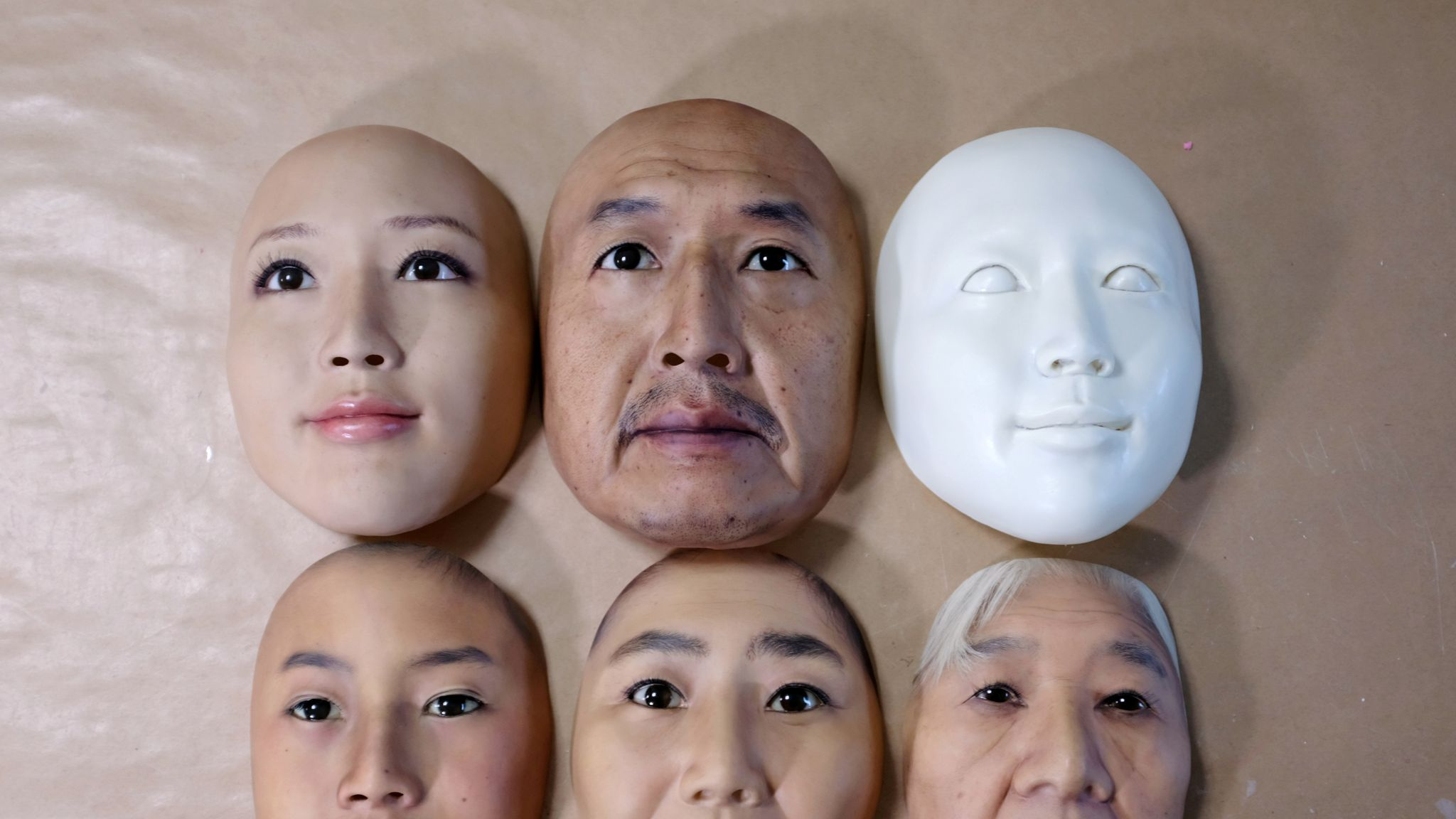 'Hyper-realistic' masks fool a fifth of people, say researchers
