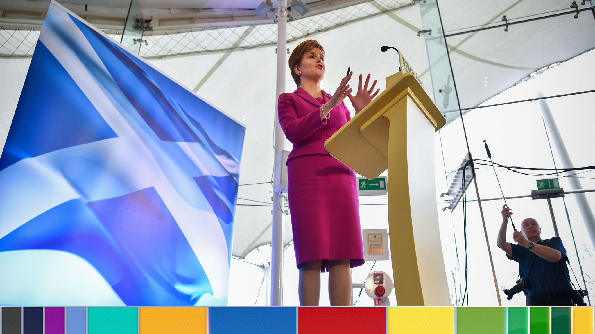 General election: Sturgeon confident of Corbyn deal under hung parliament