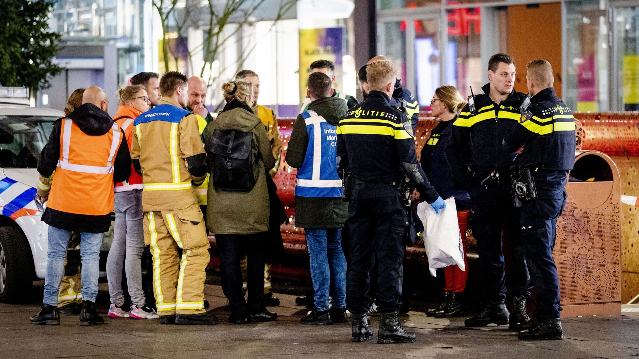 The Hague stabbings: Homeless man arrested after three teens injured