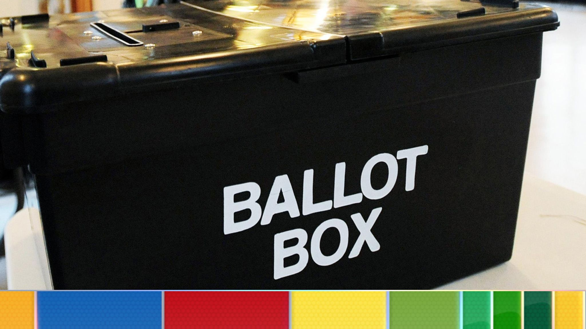 General election: More than two million submit applications to vote