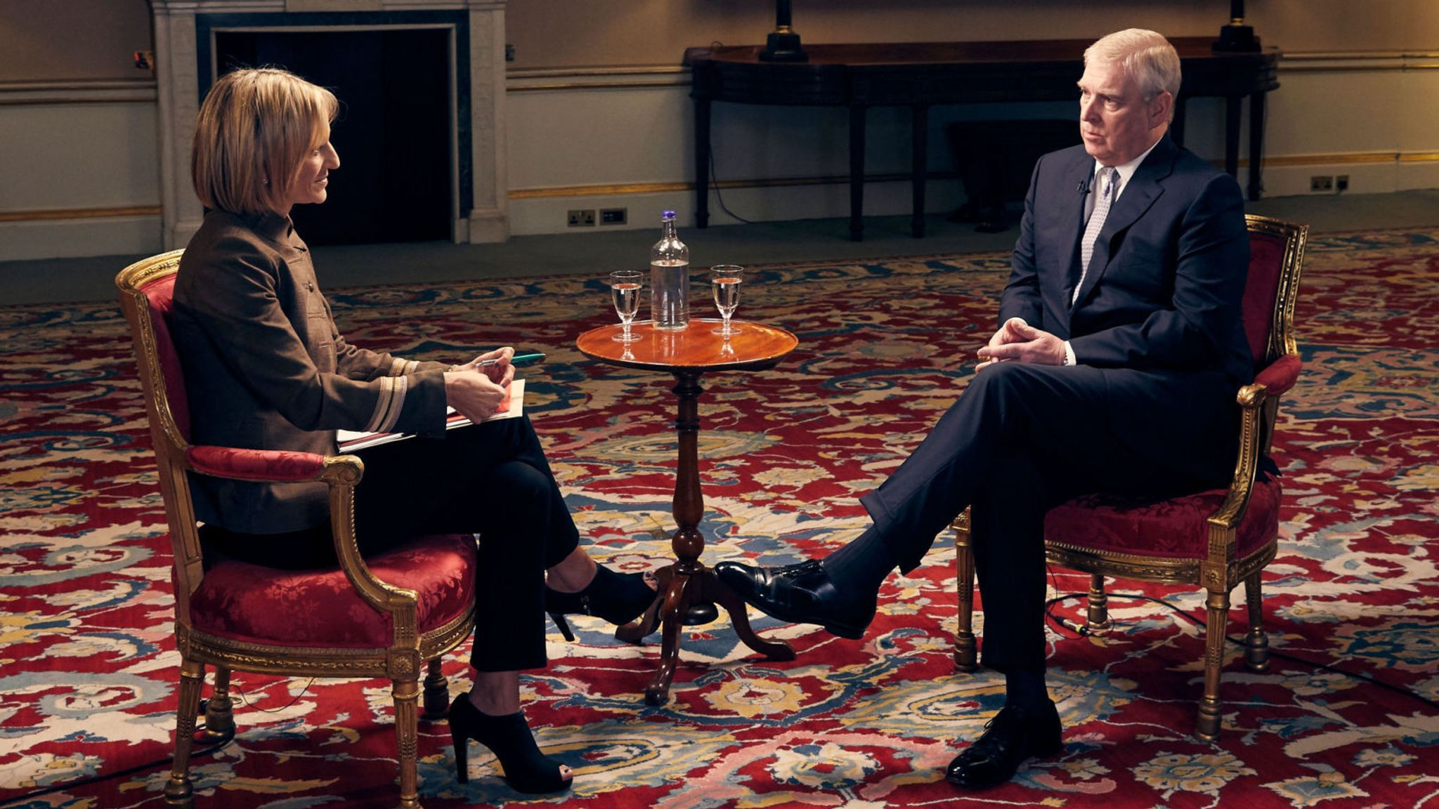 Prince Andrew's Newsnight interview branded 'disastrous' and 'excruciating'