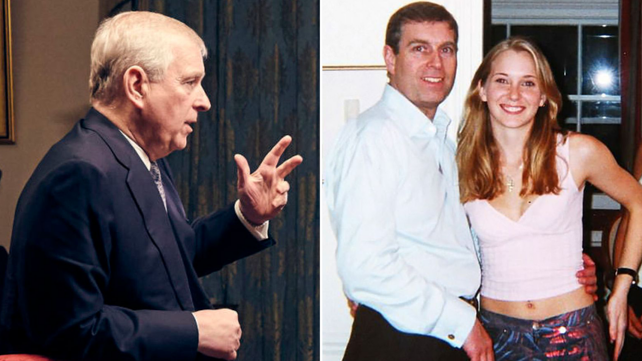 Prince Andrew Says He Was Too Honourable In His Relationship