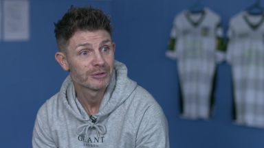Jamie Cureton on scoring goals at 44