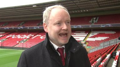 Hughes: 'Incredible' Anfield needs to be bigger