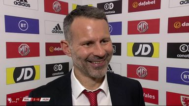 Giggs: An amazing night