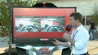 SkyPad extra: Hamilton vs Bottas