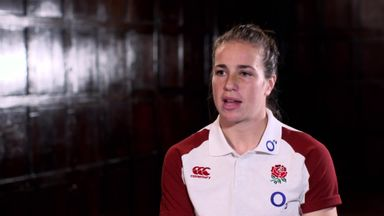 Emily Scarratt's memorable week