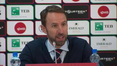 Southgate: We're better than before the WC