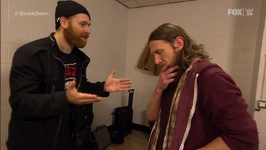 The Fiend attacks Daniel Bryan