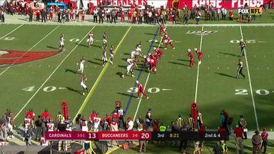 Kirk's 69-yard TD reception