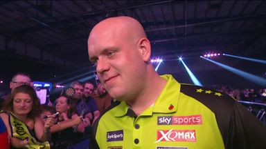 MVG: I wasn't on my A game