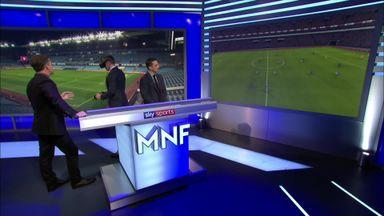 MNF: Mahrez's goal vs Chelsea in VR