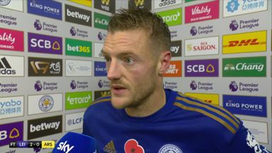 Vardy: I'm in form of my life