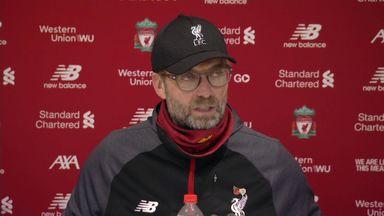 Klopp: Sean Cox Liverpool visit special