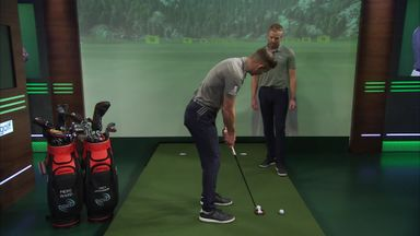 Four tips to improve your putting