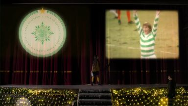 Celtic unveil their Christmas song